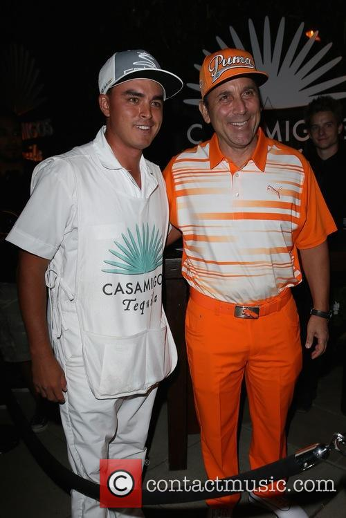 Mike Meldman and Ricky Fowler 2