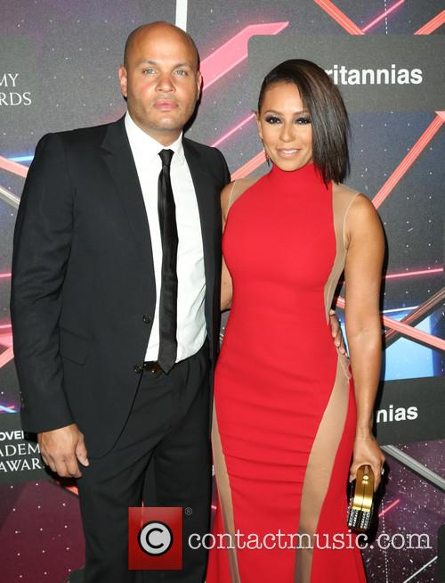 Stephen Belafonte and Mel B 2