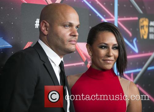 Stephen Belafonte and Mel B 4