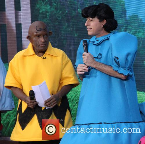 Al Roker and Matt Lauer 8