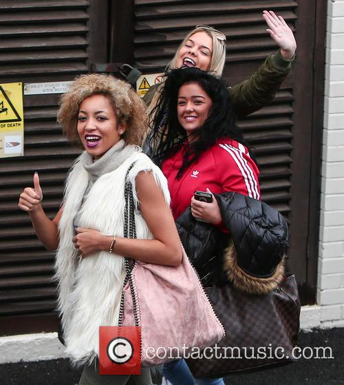 Louisa Johnson, Lauren Murray and Keira Weathers 2