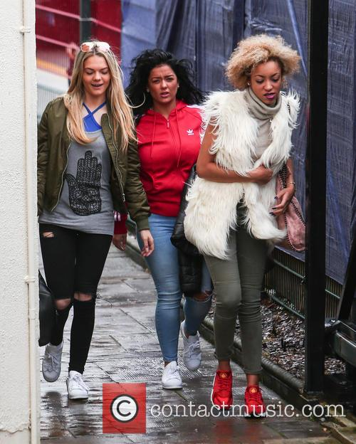 Louisa Johnson, Lauren Murray and Keira Weathers 3
