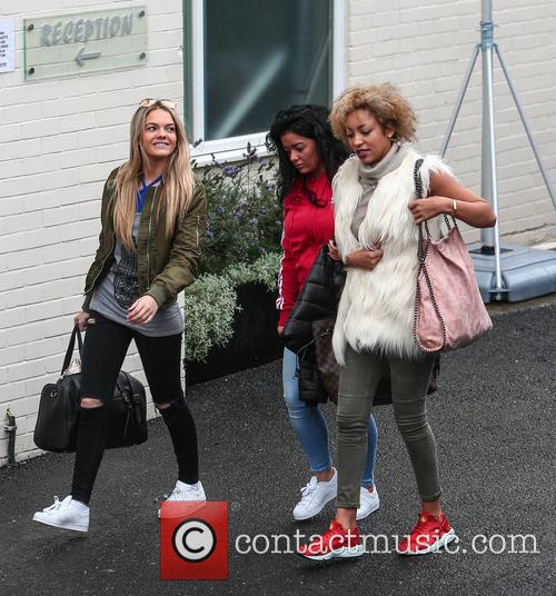Louisa Johnson, Lauren Murray and Keira Weathers 1