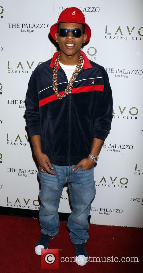 Bryshere Y. Gray hosts Halloween at Lavo Casino...