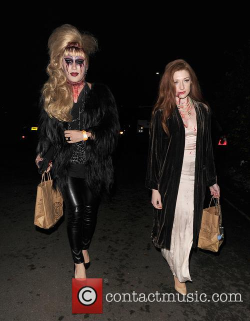 Jodie Harsh and Nicola Roberts 7