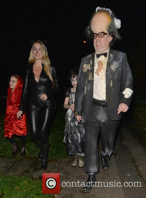 Vic Reeves and Nancy Sorrell 8