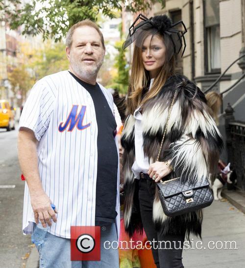 Harvey Weinstein and Georgina Chapman 4