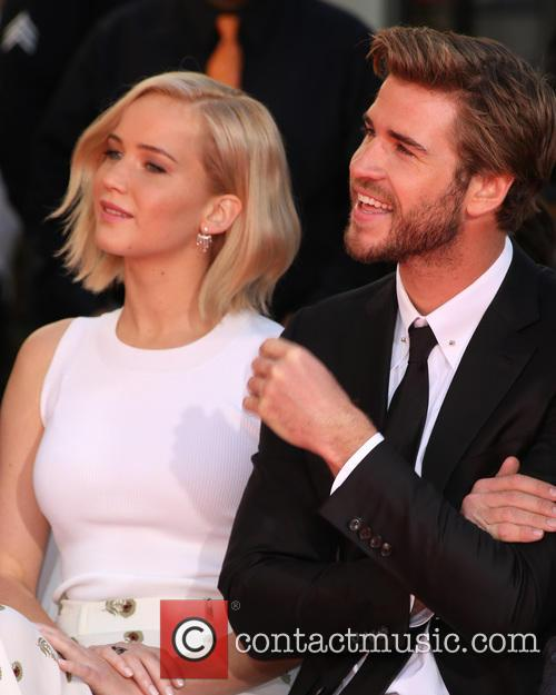 Jennifer Lawrence, Liam Hemsworth and Guests 9