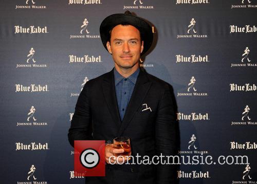 Jude Law for Johnnie Walker Blue Label