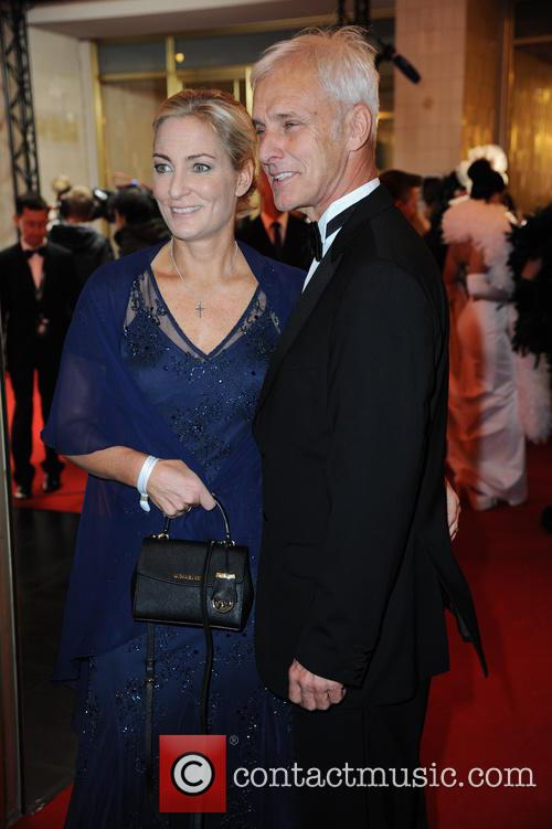 Barbara Rittner and Matthias Mueller 1