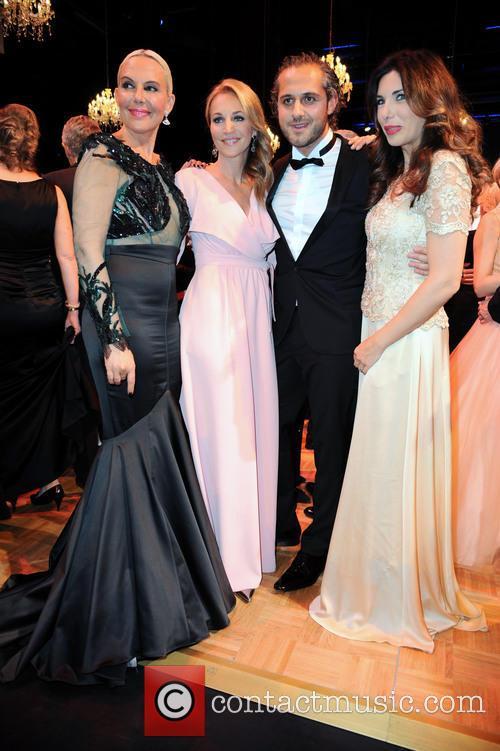 Natascha Ochsenknecht, Caroline Beil, Philipp Sattler and Alexandra Polzin 8