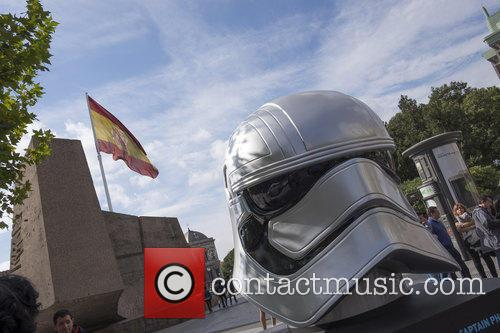 'Face the Force' Expo Madrid