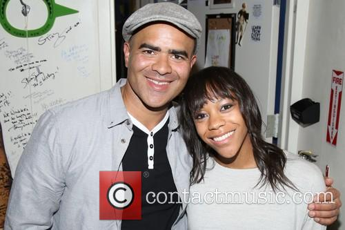Christopher Jackson and Nikki M. James 2