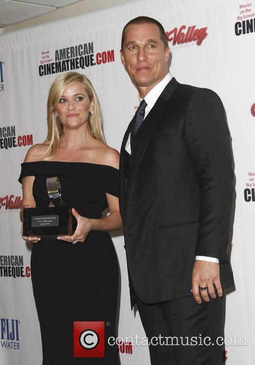 Reese Witherspoon and Matthew Mcconaughey 4