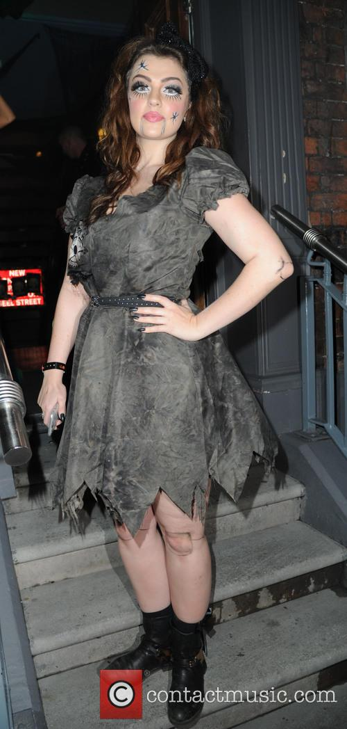 Hollyoaks and Sarah George 7