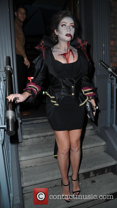 Nikki Sanderson 1