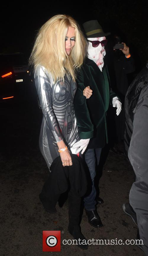Claudia Schiffer and Mathew Vaughn 4