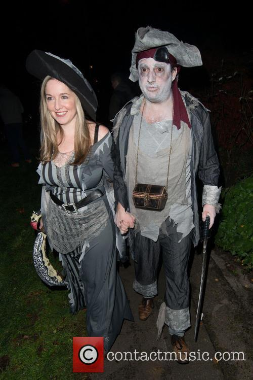 Victoria Coren Mitchell and David Mitchell 3