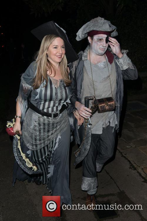 Victoria Coren Mitchell and David Mitchell 4