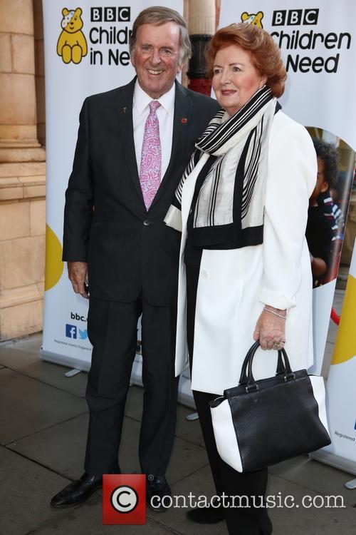 Terry Wogan and Helen Joyce 4