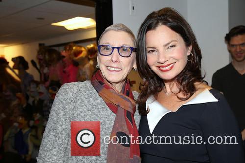 Robyn Goodman and Fran Drescher 1