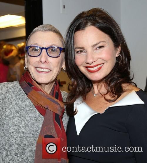 Robyn Goodman and Fran Drescher 2