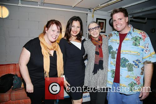 Marissa Lee Kohn, Fran Drescher, Robyn Goodman and Nick Kohn 1