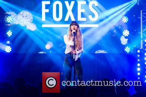 Louisa Rose Allen and Foxes 2