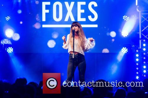 Louisa Rose Allen and Foxes 3