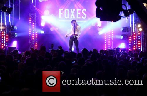 Foxes and Louisa Rose Allen 4