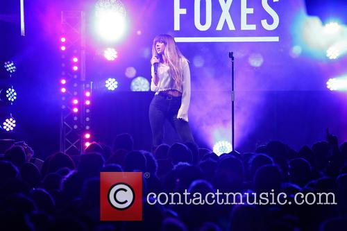 Foxes and Louisa Rose Allen 5
