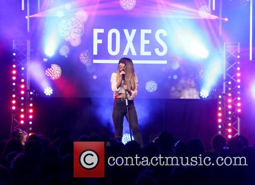 Foxes and Louisa Rose Allen 6