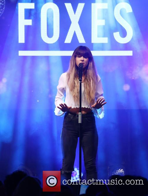 Foxes and Louisa Rose Allen 8
