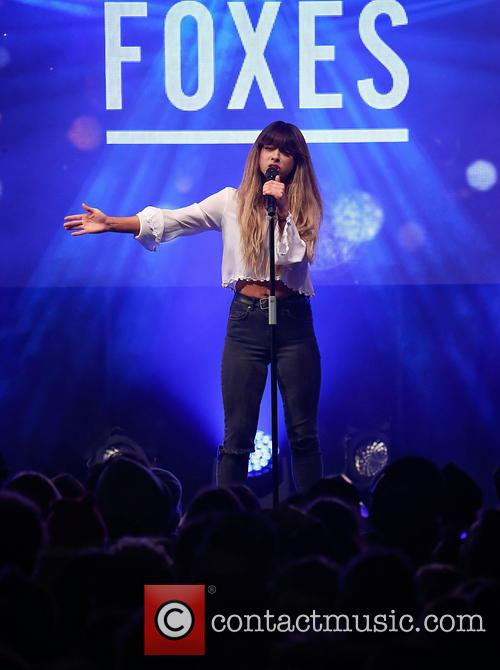Foxes and Louisa Rose Allen 10