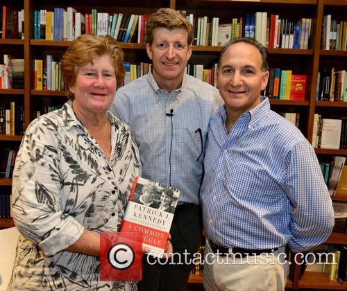 Sally Heyman, Patrick Kennedy and Steven Leifman 1