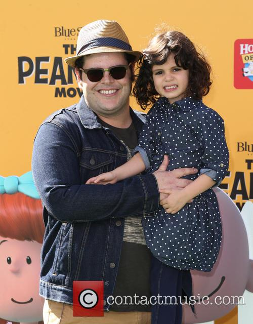 Josh Gad and Isabelle Gad 2
