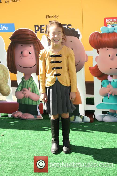 Premiere of 'The Peanuts Movie' - Arrivals