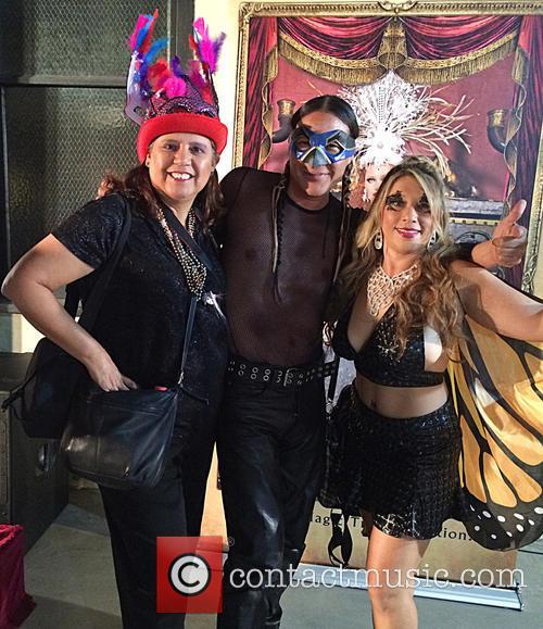 Stella Gomez, Rick Mora and Jenna Urban 1