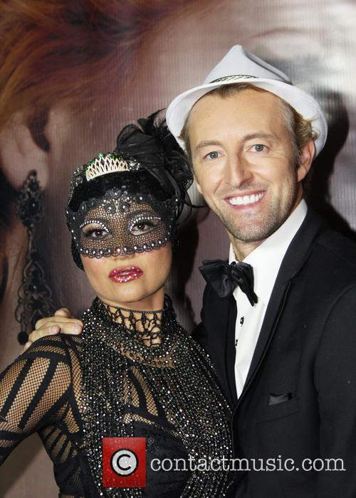 Luisa Diaz and H.h. Prince Mario-max Schaumburg-lippe 2
