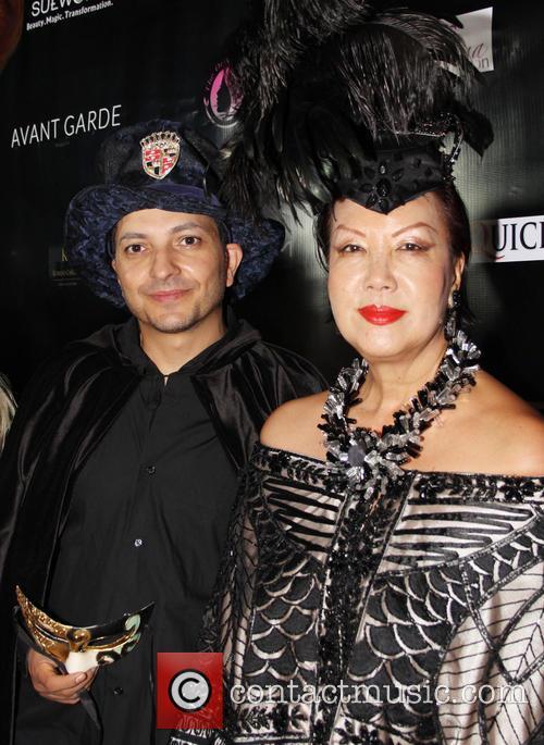 Basil Moore and Sue Wong 1