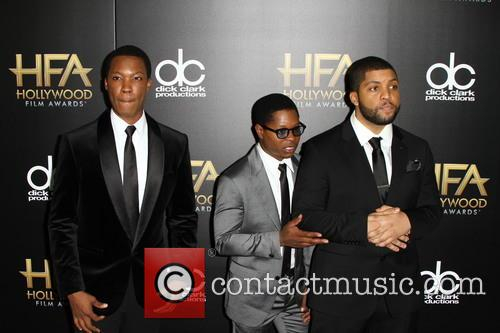 Jason Mitchell, O'shea Jackson Jr. and Corey Hawkins 1