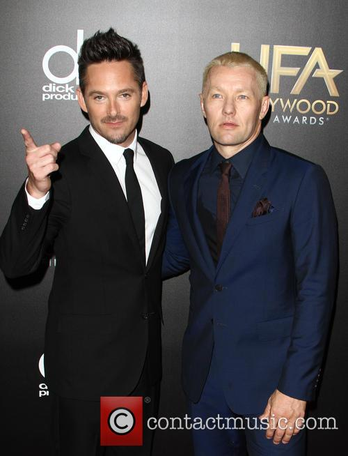 Scott Cooper and Joel Edgerton 1