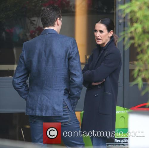 Kirsty Gallacher and Brendan Cole 1