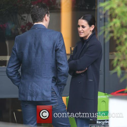 Kirsty Gallacher and Brendan Cole 2