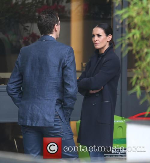 Kirsty Gallacher and Brendan Cole 3