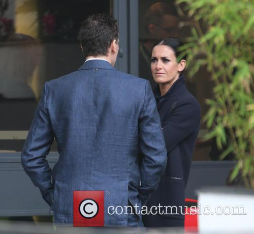 Kirsty Gallacher and Brendan Cole 4