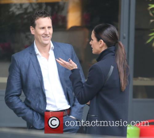 Kirsty Gallacher and Brendan Cole 5