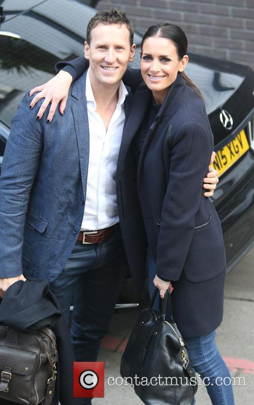 Kirsty Gallacher and Brendan Cole 9