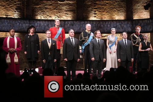 King Charles III Opening Night Curtain Call