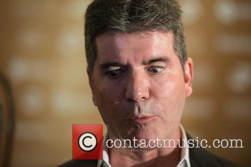 Simon Cowell and Head Shot 8